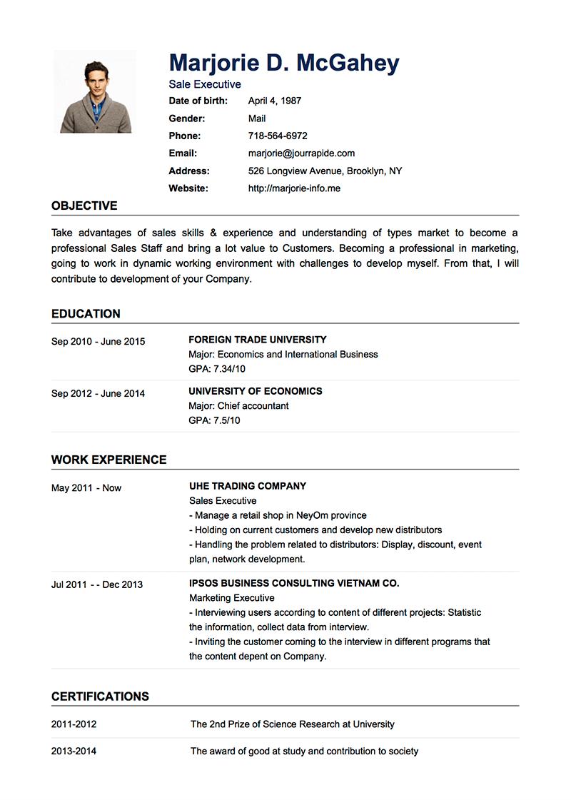 template-cv-Default